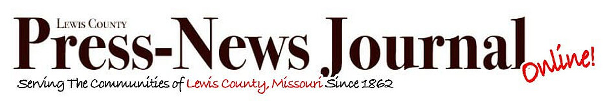 Press-News Journal, Serving the communities of Lewis County, Missouri since 1867